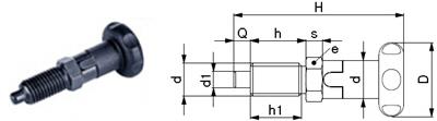 L02-A Rastbolzen